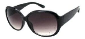 サングラス UV 紫外線カット 夏 ギフト PY2772-1 カラービジューツキレンズ 149