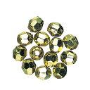 【6mm/カットビーズ】 ゴールドハンドメイド材料 アクセサリーパーツ ハンドメイドクラフト 手作り素材