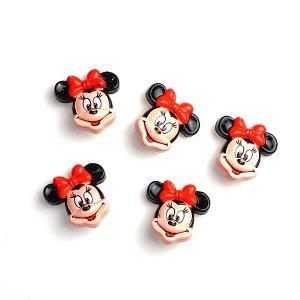 【DISNEY】ディズニーミニーマウスミニボタン