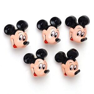 【DISNEY】ディズニーミッキーマウスミニボタン
