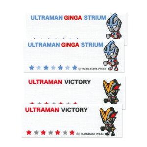【ウルトラマンシリーズ×パンソンワークス】ウルトラマンギンガストリウム&ウルトラマンビクトリーまいネーム