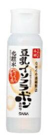【サナ】豆乳のひたひた化粧水、なめらか本舗豆乳イソフラボン含有の化粧水NA 200ml