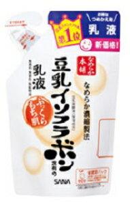 【サナ】なめらか本舗豆乳イソフラボン含有の乳液NAつめかえ用 130ml