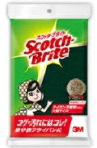 【Scotch-Brite】スコッチブライトナイロン不織布たわし大型サイズ A-12S