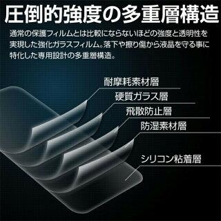 エクスペリアXZ1XperiaXZ1SO-01K/SOV36強化ガラス保護フィルム