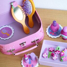 4歳 女の子 お誕生日プレゼント DJECO ジェコ マイヴァニティケース おしゃれ コスメセット おままごと 女の子 お化粧道具 お誕生日 プレゼント おしゃれ 4歳 5歳 6歳 女の子