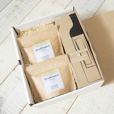 [cotoha coffee(コトハ:コーヒー)]HARIOフィルターボトルとコーヒーセット