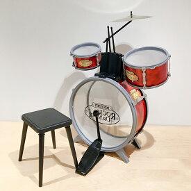 Bontempi ロックドラム 楽器 ドラムセット トイドラム 誕生日 ボンテンピ プレゼント おもちゃ 女の子 男の子 3歳 4歳 5歳 送料無料