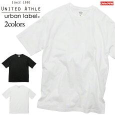 ユナイテッドアスレUnitedAthle5508-015.6オンスビッグシルエットTシャツ半袖無地カジュアルストリート
