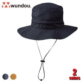 P88 アウトドアハット バケットハット 帽子 キャンプ 登山 WUNDOU