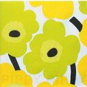 marimekko マリメッコ 可愛い ペーパーナプキン デコパージュ☆UNIKKO yellow☆(20枚入り)
