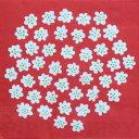 marimekko マリメッコ 可愛い ペーパーナプキン デコパージュ☆PUKETTI white red☆(20枚入り)