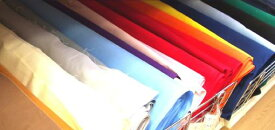 生地 カラー綿ブロード無地<広幅>約108cm【生地 布】【入園】【入学】