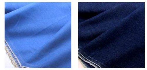 生地・デニム・ワッシャー(1m50cmまでゆうパケット(メール便)OK)【デニムは商品の特性上若干の色落ちする場合があります。】 【生地 布】【入園】【入学】
