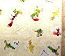 <キャラクター生地・布>リトルプリンス(星の王子さまと私)(ベージュ)【キャラクター】【生地】【布】【キャラクター生地】【入園 入学】