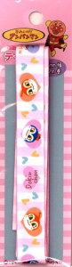 キャラクター リボン テープアンパンマン ( ピンク ) ( テープ ストラップ 飾り ハンドメイド 可愛い オシャレ 手芸 ミシン 手芸用品 )
