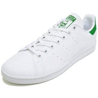 ADIDAS Originals adidas originals STAN SMITH W Stan W runnig white/green running white / green BB5153 17SS