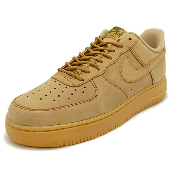 NIKE AIR FORCE 1 '07 WB【ナイキ エアフォース1'07WB】flax/flax/gum lt brown(フラックス/フラックス/ガムライトブラウン)AA4061-200 17HO