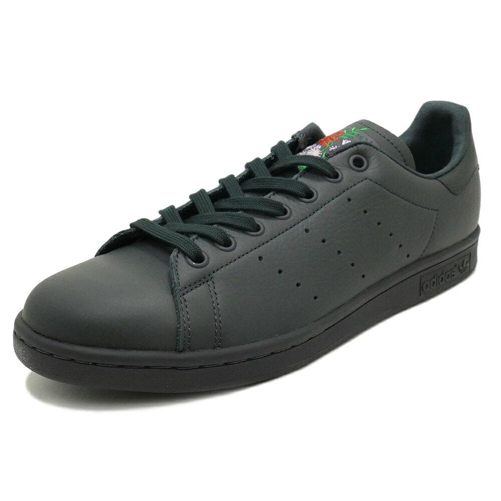 adidas Originals STAN SMITH【アディダス オリジナルス スタンスミス】carbon/carbon/grey five(カーボン/カーボン/グレーファイブ)CQ2197 18SS