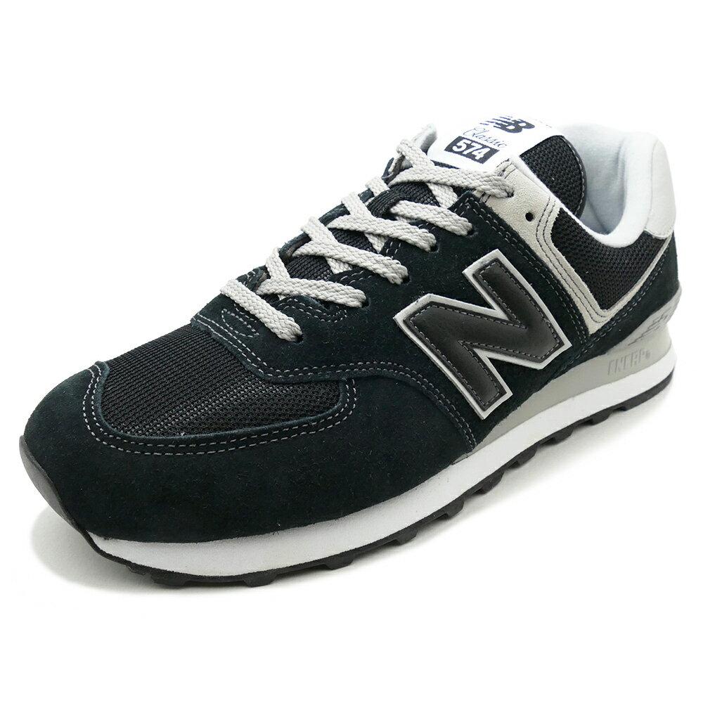NEW BALANCE ML574 EGK【ニューバランス ML574EGK】black(ブラック)NB ML574-EGK 18SS