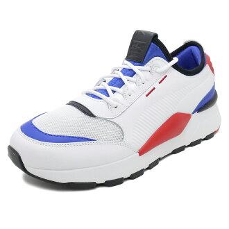c51c0662 Sneakers Puma PUMA RS-0808 white / blue / red men gap Dis shoes shoes 18FA