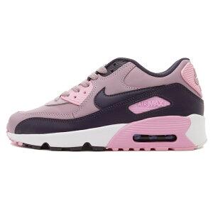スニーカーナイキNIKEエアマックス90LTRGSローズ/ピンクレディースキッズシューズ靴18FA