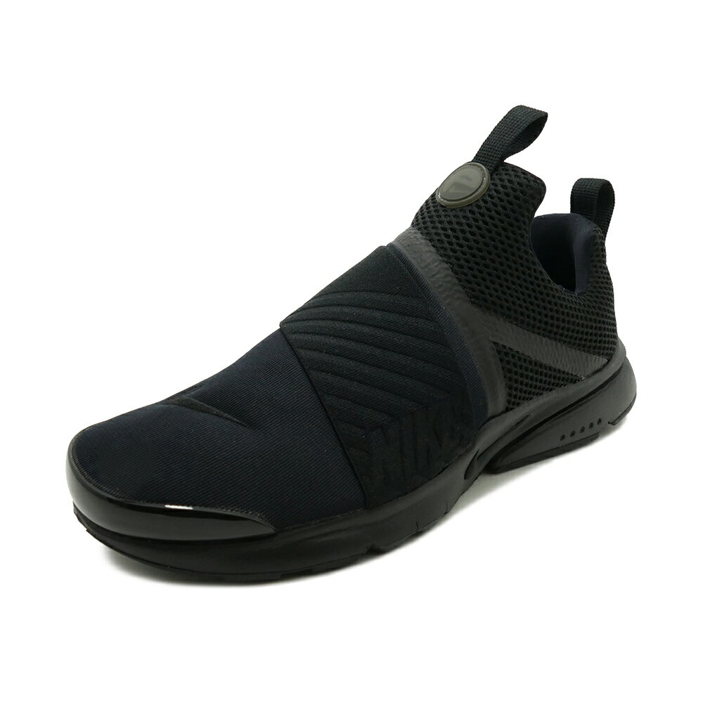 スニーカー ナイキ NIKE プレストエクストリームGS ブラック レディース シューズ 靴 18HO