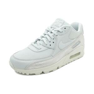 スニーカーナイキNIKEウィメンズエアマックス90PRMグレー/シルバー/ホワイトメンズレディースシューズ靴18HO