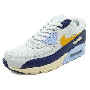 スニーカーナイキNIKEエアマックス90エッセンシャルサックス/イエロー/ネイビーメンズレディースシューズ靴18FA