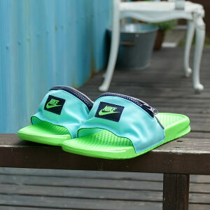 スニーカーナイキNIKEベナッシJDIファニーパックグリーンメンズレディースシューズ靴18FA