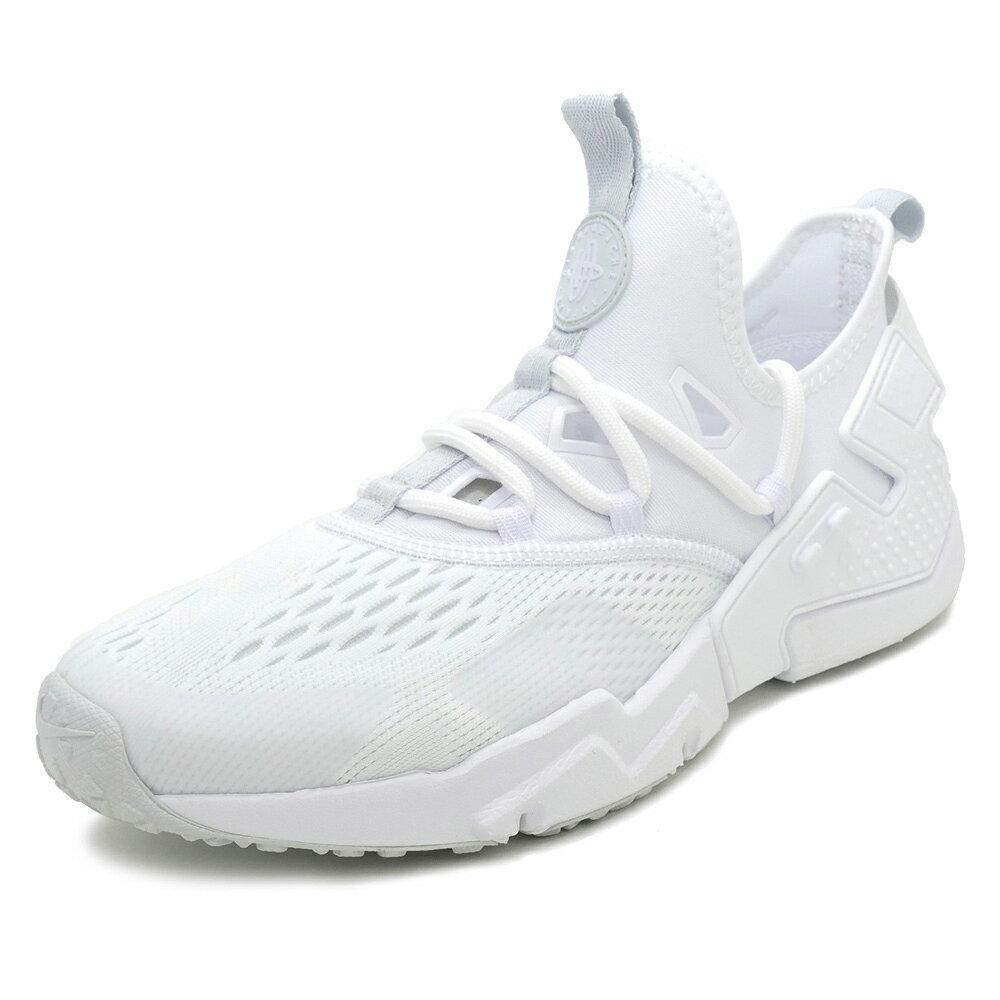 NIKE AIR HUARACHE DRIFT BR【ナイキ エアハラチドリフトBR】white/pure platinum-pure platinum(ホワイト/ピュアプラチナ/ピュアプラチナ)AO1133-100 18SU
