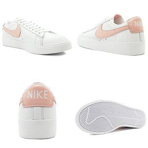 スニーカーナイキNIKEウィメンズブレーザーLOWLEホワイト/ピンクメンズレディースシューズ靴18FA