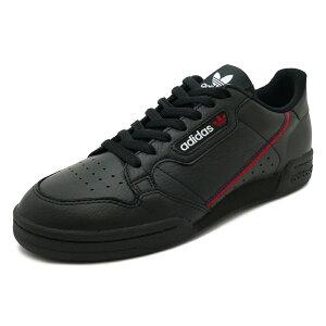 スニーカーアディダスadidasコンチネンタル80ブラック/ホワイトメンズレディースシューズ靴18FW