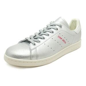 adidasOriginalsSTANSMITHW【アディダスオリジナルススタンスミスW】silvermett/silvermett/bluetint(シルバーメット/シルバーメット/ブルーティント)B4175018FW