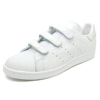 adidas Originals STAN SMITH CF running white/running white/running white(跑步白/跑步白/跑步白)CQ2632 18SS