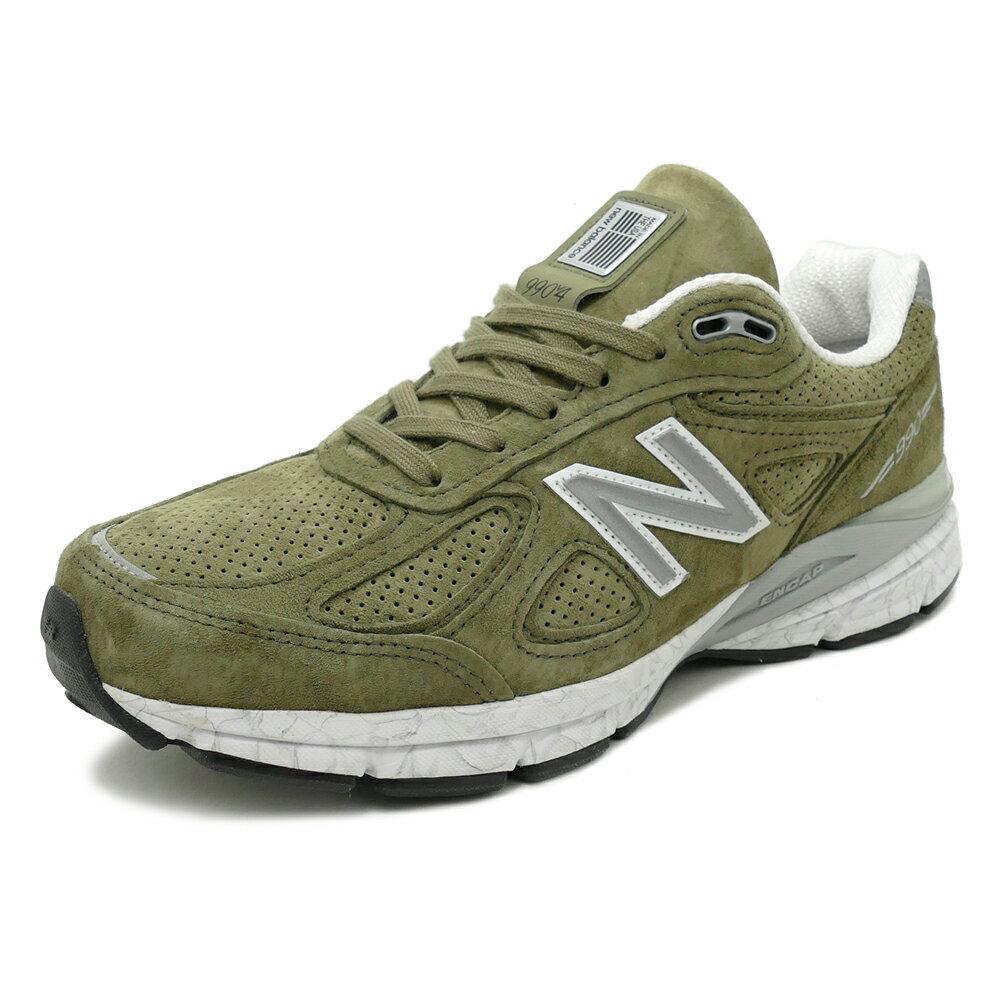 NEW BALANCE M990 CG4【ニューバランス M990CG4】covert green(コバート グリーン)NB M990-CG4 18SU