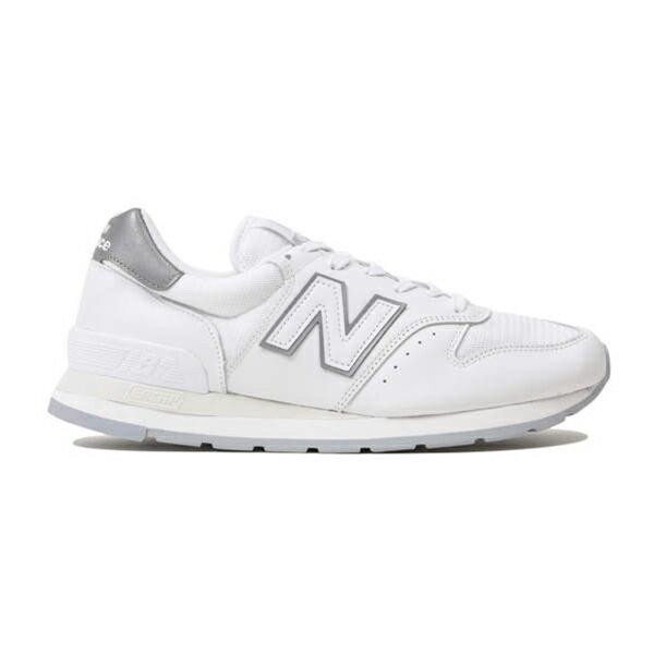 【先行予約】NEW BALANCE M995 CO【ニューバランス M995CO】white (ホワイト)NB M995-CO 18SS