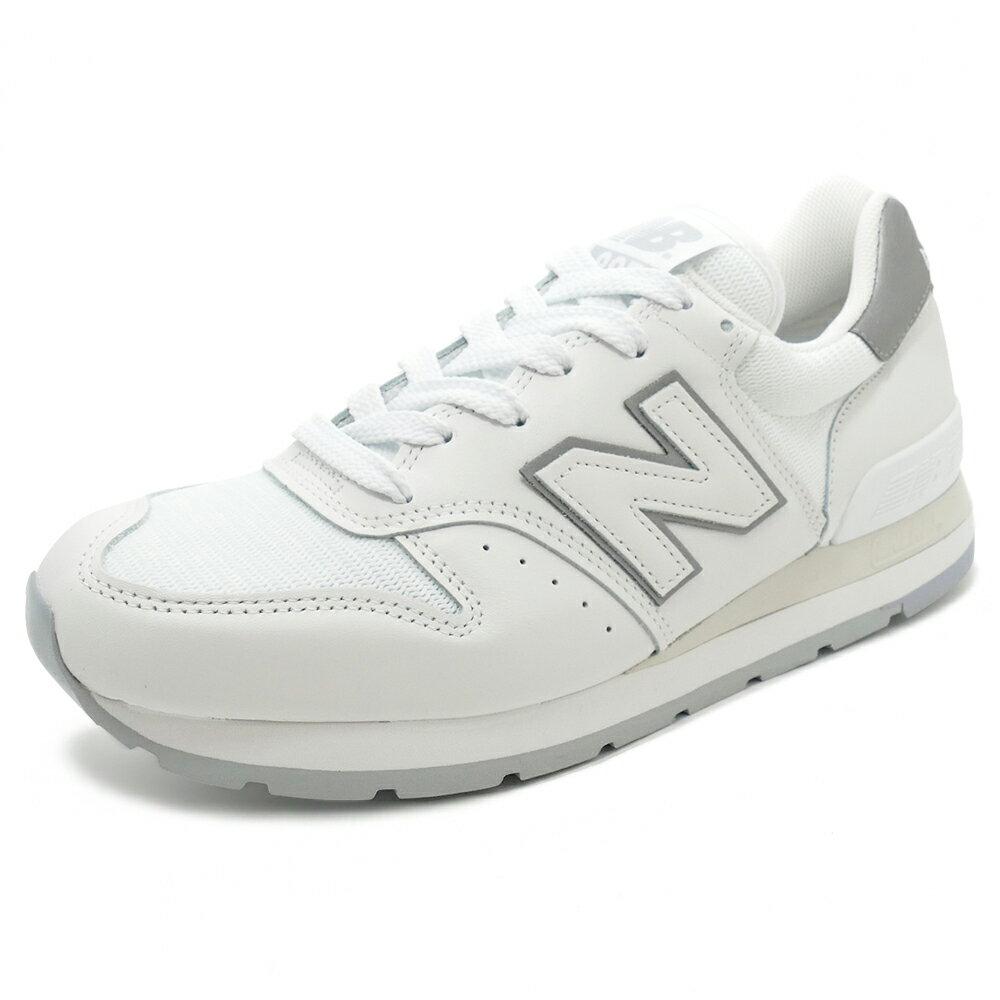 NEW BALANCE M995 CO【ニューバランス M995CO】white (ホワイト)NB M995-CO 18SS