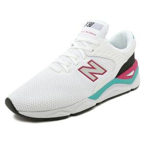 【8月1日発売】スニーカーニューバランスNEWBALANCEMSX90CRAホワイトNBメンズレディースシューズ靴18FW