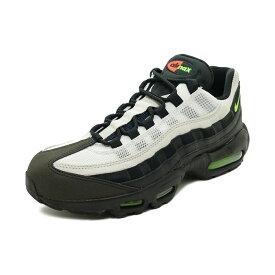 スニーカー ナイキ NIKE エアマックス95エッセンシャル ブラック/エレクトリックグリーン メンズ レディース シューズ 靴 19HO