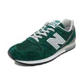 スニーカー ニューバランス NEW BALANCE CM996BS グリーン NB メンズ レディース シューズ 靴 19FW