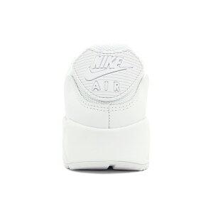 スニーカーナイキNIKEエアマックス90ホワイト/ホワイト/ホワイト/ウルフグレーCN8490-100メンズシューズ靴20SP