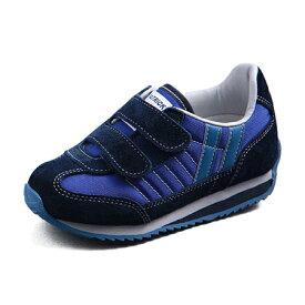 スニーカー パトリック PATRICK マラソンベルクロ マリン EN7542 メンズ レディース シューズ 靴