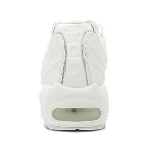 スニーカーナイキNIKEウィメンズエアマックス95ホワイトメンズレディースシューズ靴19HO