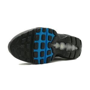 スニーカーナイキNIKEエアマックス95グレーフォグ/レーザーブルー/ホワイト/ブラックCZ8684-001メンズシューズ靴20FA