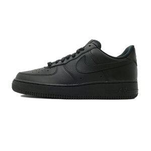 【お一人様一点まで】スニーカーナイキNIKEエアフォース1'07ブラック/ブラックCW2288-001メンズシューズ靴21SP