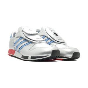 【先行予約】スニーカーアディダスadidasマイクロペーサーメラリックシルバー/ライトブルーFY7687メンズレディースシューズ靴21SS