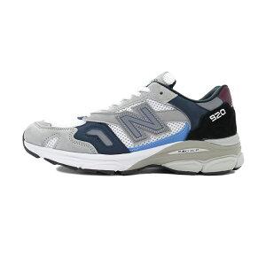 【11月6日発売】スニーカーニューバランスNEWBALANCEM920NBRライトグレー/ネイビーM920-NBRNBメンズシューズ靴20FW