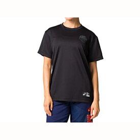 W'Sグラフィックショートスリーブトップ【ASICS】アシックス バスケット Tシャツ ポロシャツ(2062A031)*26