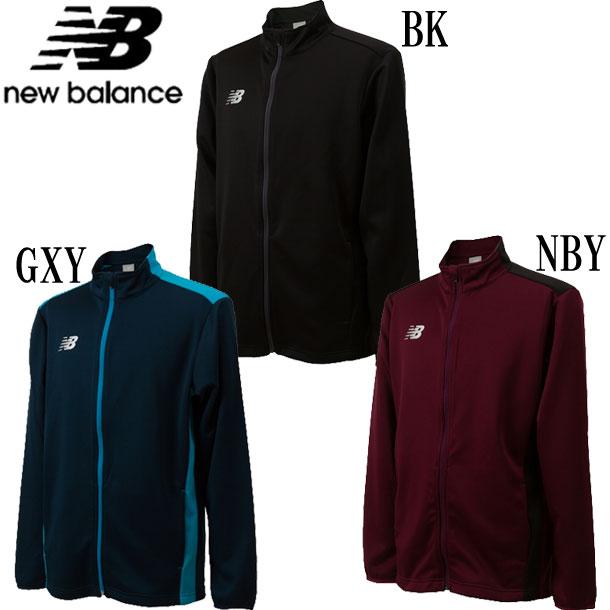 ウォームアップ フルジップジャケット【New Balance】ニューバランス ● サッカー ウェア ジャージ 18FW(JMJF8822)*44